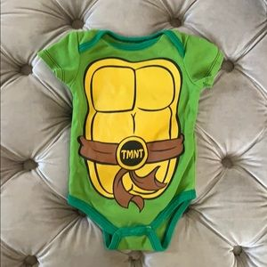 Teenage Mutant Ninja Turtle Onesie - 3-6 months
